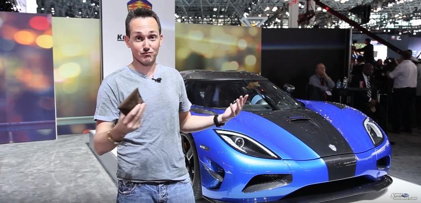 Koenigsegg Designs The World's Most Expensive Car Key