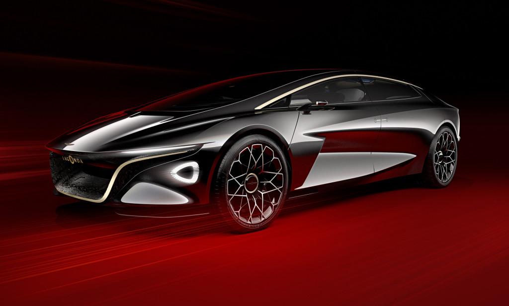 Aston Martin to make Lagonda a premium EV brand