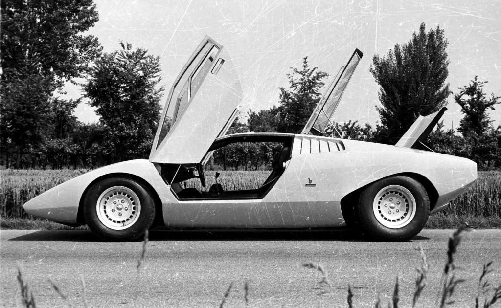 Lamborghini Countach LP500 prototype