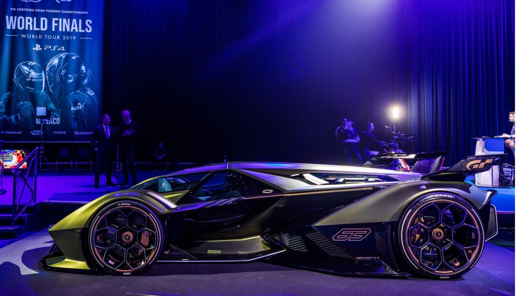 Lambo V12 Vision, Lotus Evija, Aston Martin Valkyrie: This Week's Top Photos