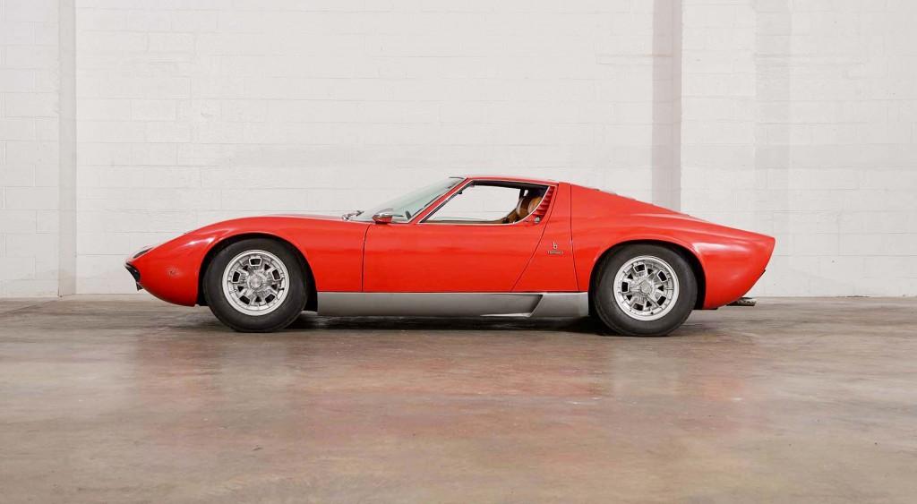 Per Valentino Balboni, the Miura is the greatest Lamborghini