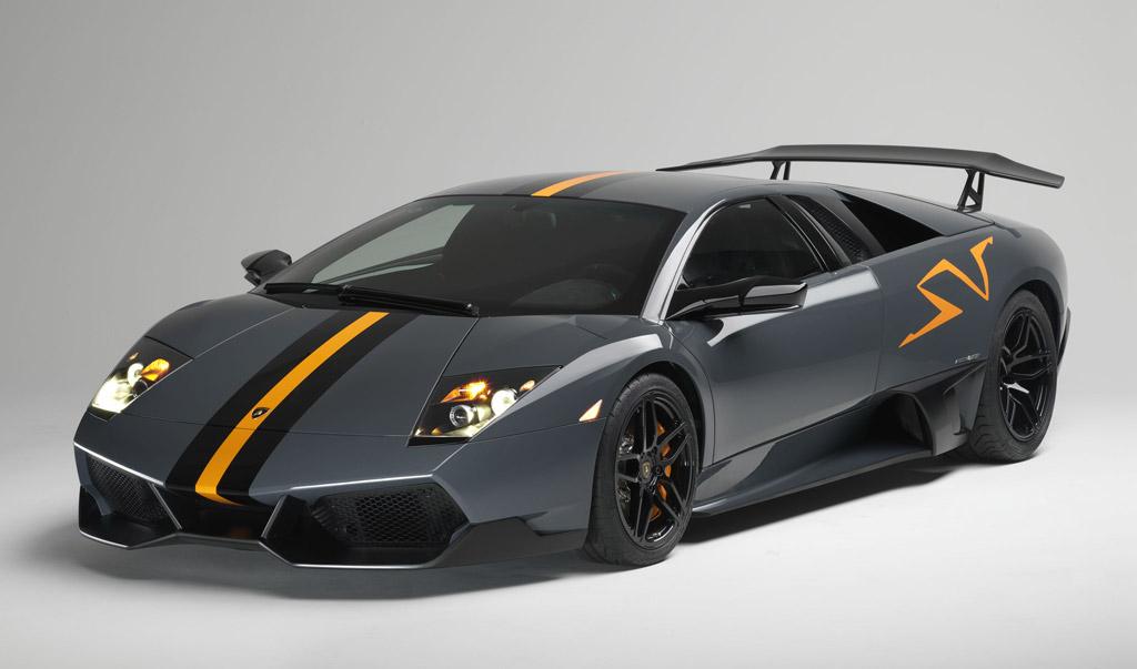 Lamborghini Unveils Murcielago Lp 670 4 Superveloce China Limited