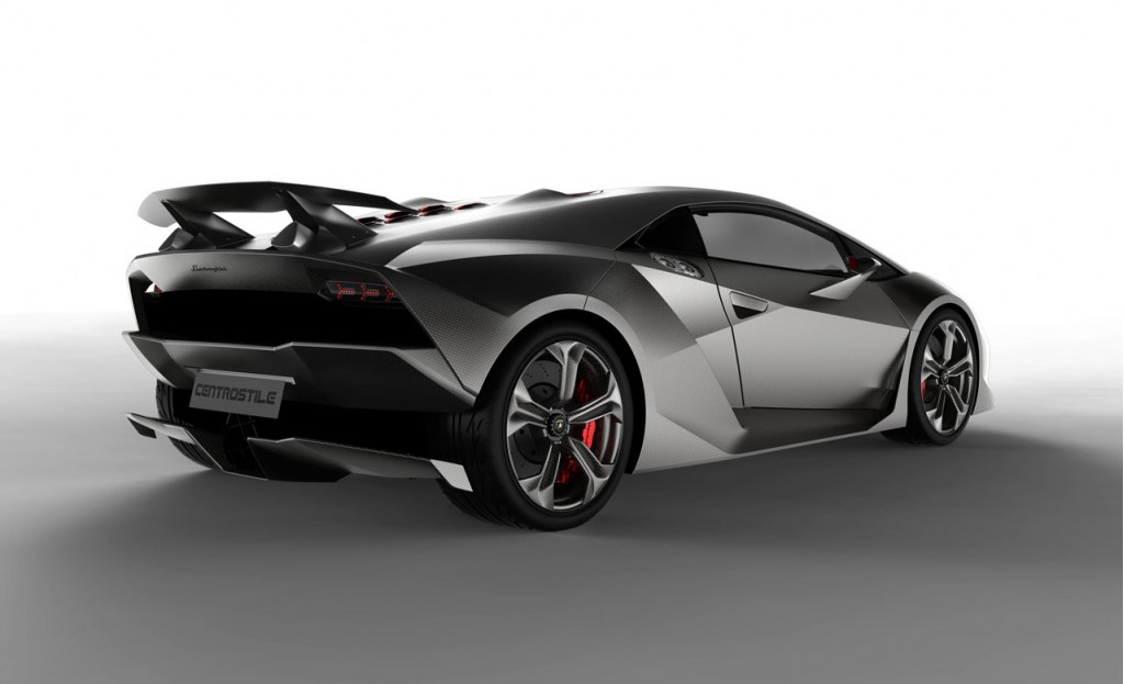 First Details On Production Lamborghini Sesto Elemento