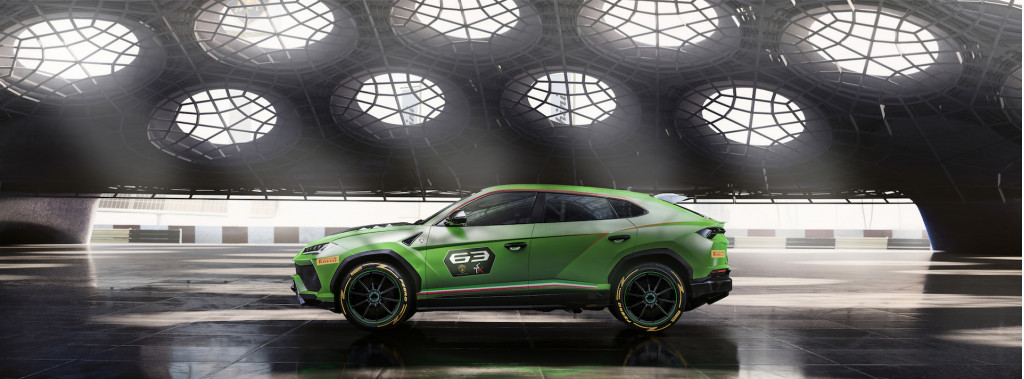 Plug-in hybrid Lamborghini Urus on its way, race ST-X coming this year