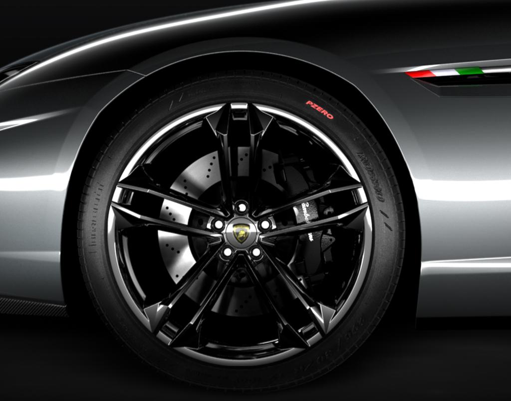 2008 Lamborghini Concept