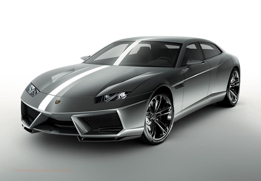 2010 Lamborghini Estoque Concept (2008 Paris auto show)