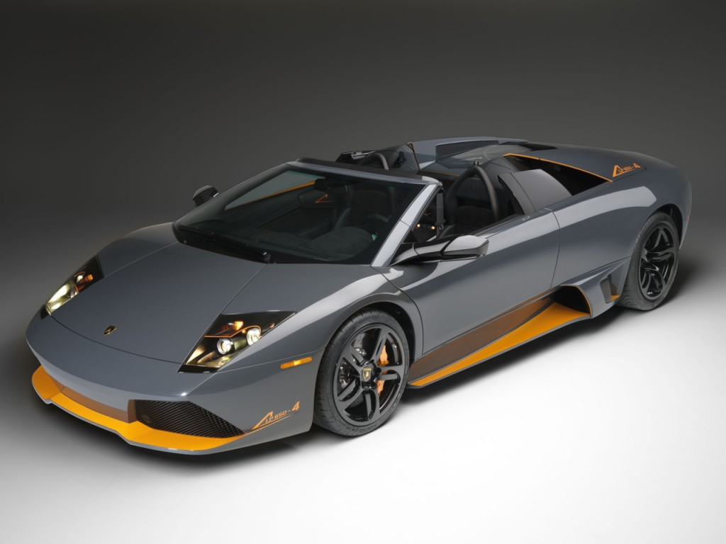 2010 Lamborghini Murcielago LP640-4 Roadster
