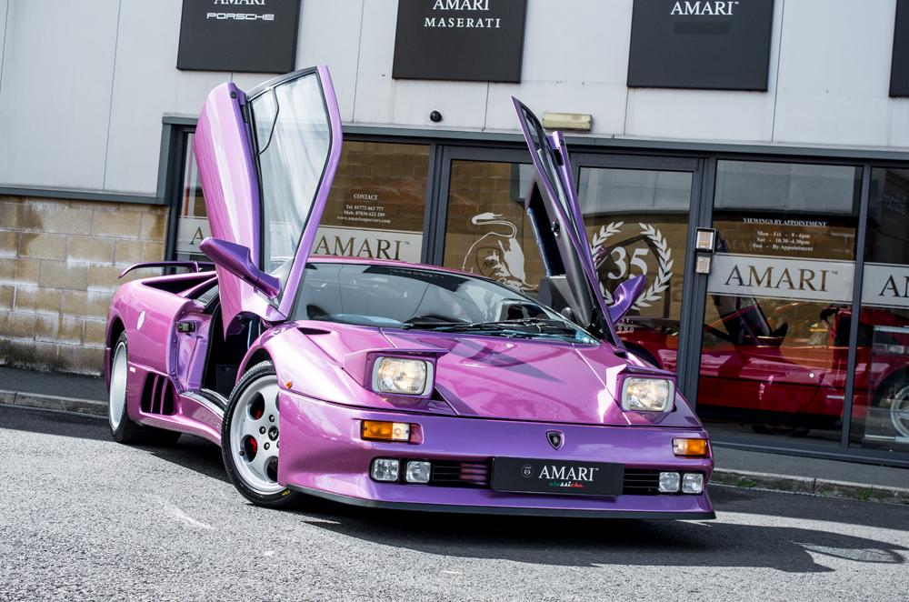 Jamiroquai Lamborghini Diablo From Cosmic Girl Video For Sale