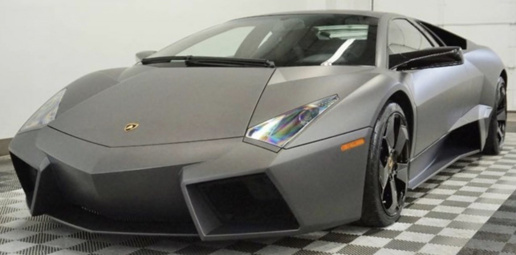 Last Lamborghini Reventón built for sale