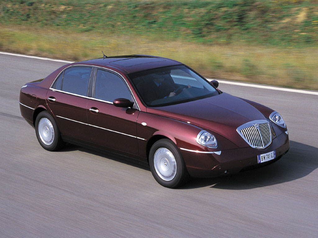 Report: Chrysler To Build Lancia Flagship In North America