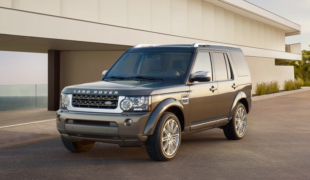 Land Rover LR4 HSE Luxury Special Edition