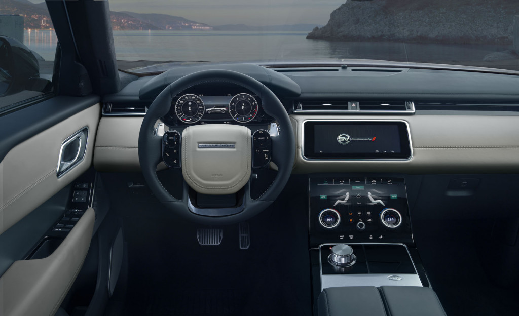 Land Rover Range Rover SVA Dynamic Edition