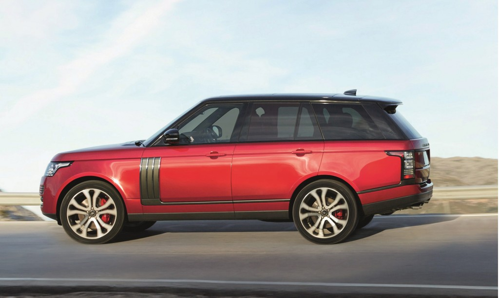 Land Rover Range Rover: The Car Connection's Best Luxury Vehicle to Buy 2017