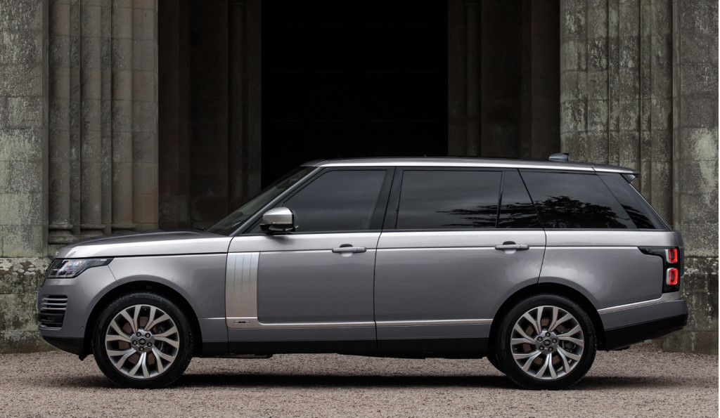 First details on the next Range Rover