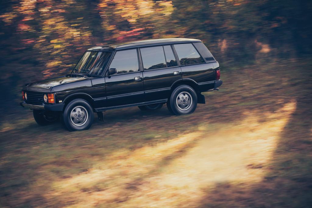 1970-95 Land Rover Range Rover