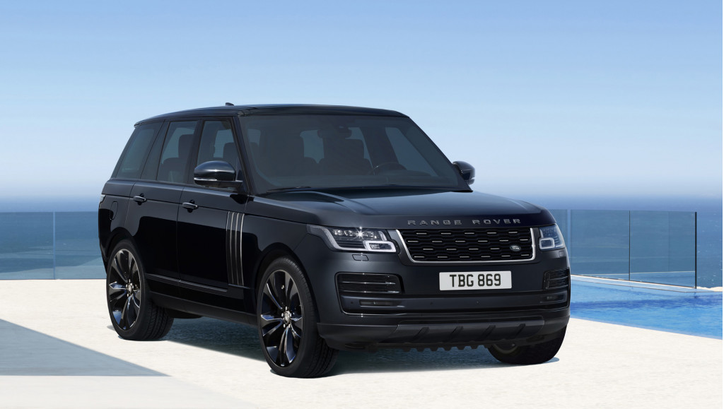 2021 Land Rover Range Rover SVAutobiography Dynamic Black Edition