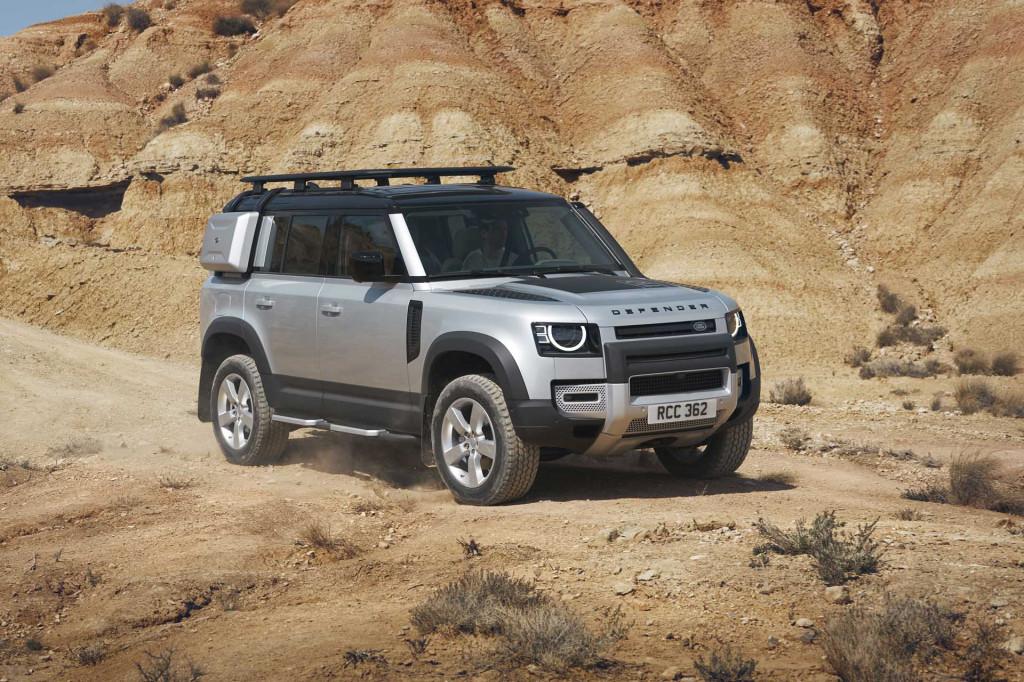 Is a Land Rover Defender pickup no longer happening?