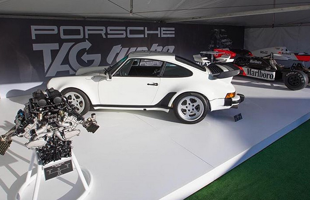 Lanzante to build Porsche 911s powered by raced F1 engines