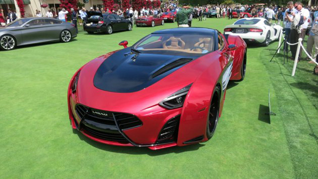 Laraki Returns With New Epitome Supercar