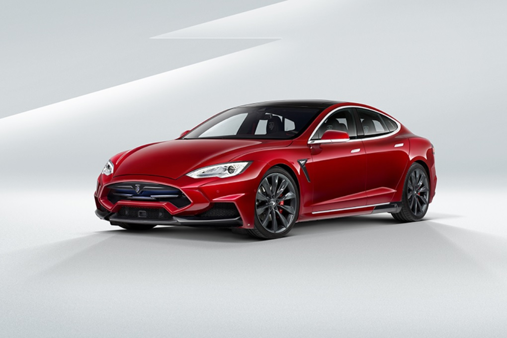Tesla Model S Body Kit: Definitely Different, Range-Robbing Too?