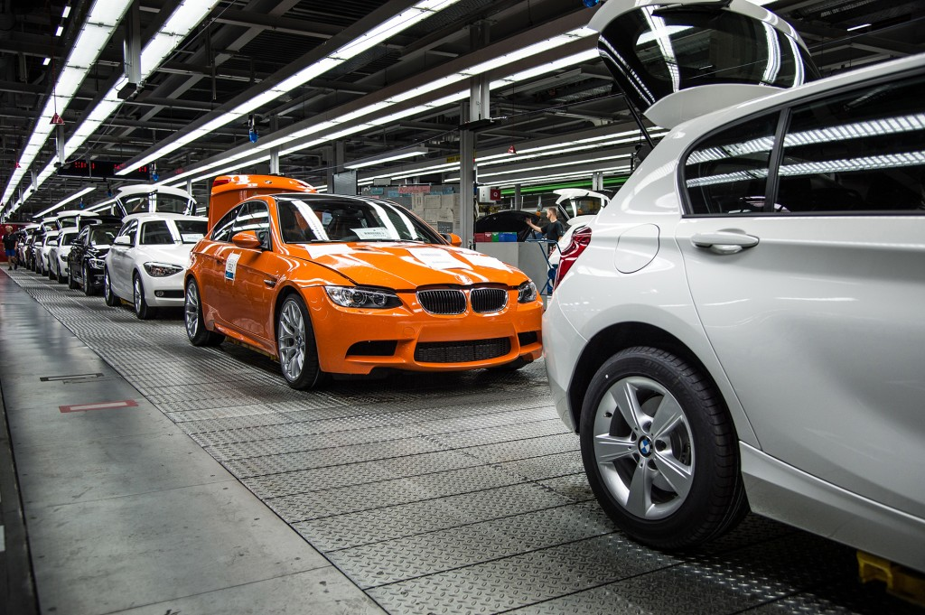 Where Are Bmw Made >> Bmw Builds Its Last M3 Coupe Ever