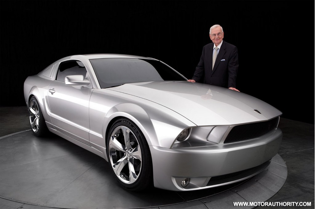 lee iacocca 45th anniversary ford mustang 001