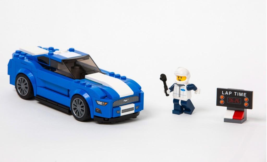 Lego Mustang Set