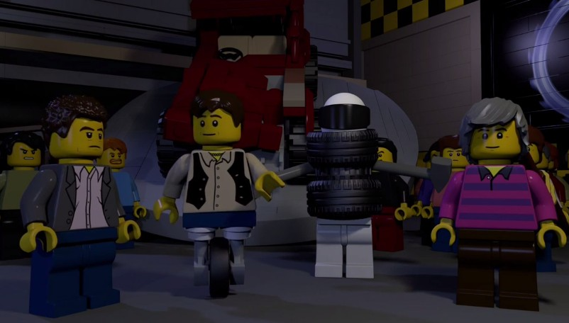 Lego Top Gear