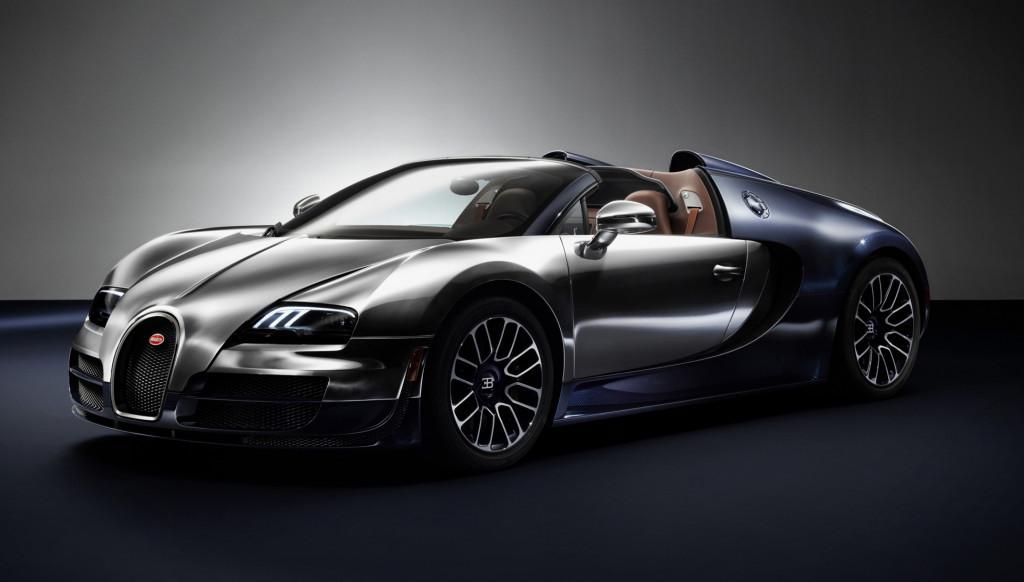 Les Légendes de Bugatti - Ettore Bugatti (2014)