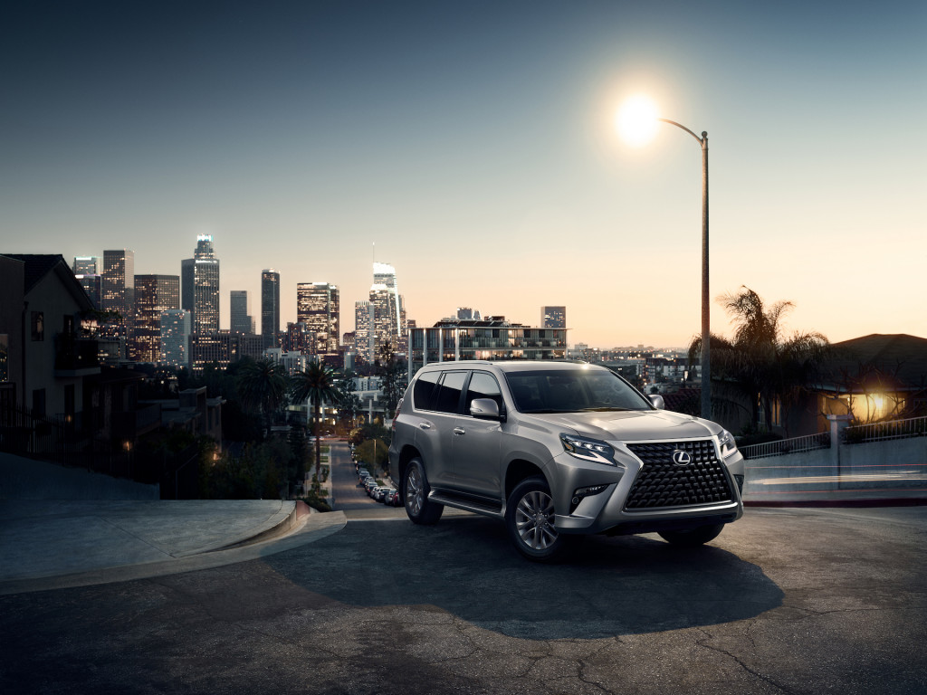 Off-road, safety tech added to rugged 2020 Lexus GX 460