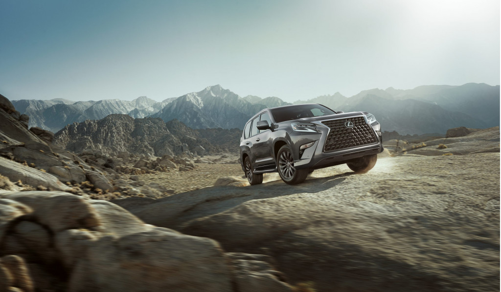 2021 Lexus GX 460 SUV lumbers on with new luxury perks for $54,395 to start
