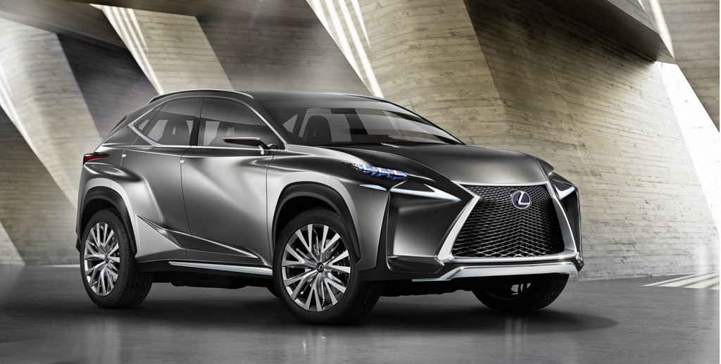 Lexus NX Crossover Best And Worst Car Features Transformers 4