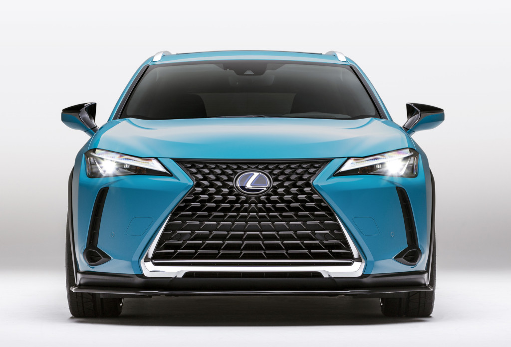 Lexus confirms first electric car for November intro, plug-in hybrid soon after