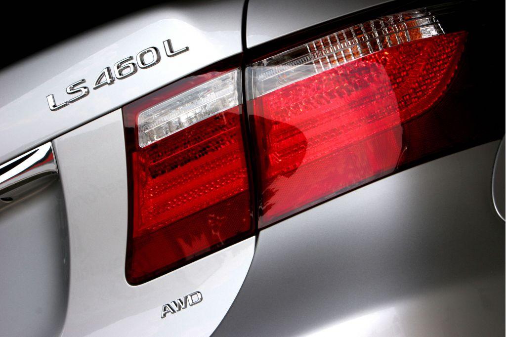 2009 Lexus LS 460 L