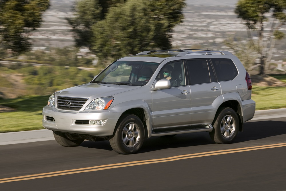 2009 lexus gx review ratings specs prices and photos the car connection. Black Bedroom Furniture Sets. Home Design Ideas