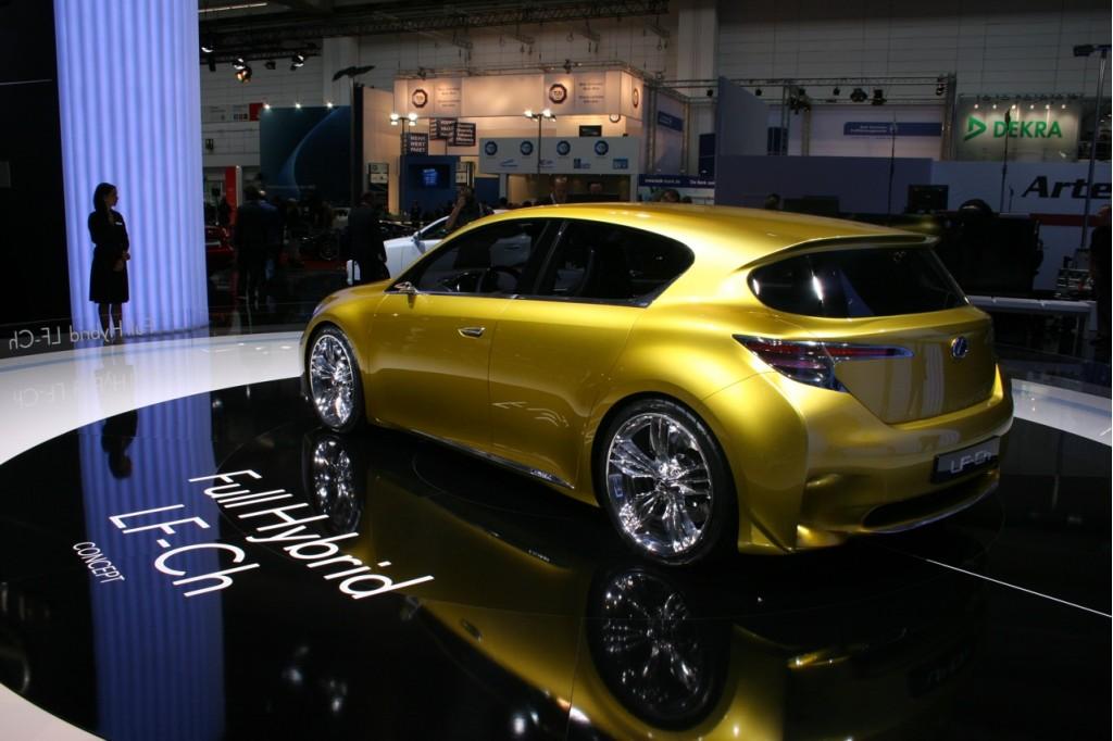 2009 Lexus LF-Ch concept