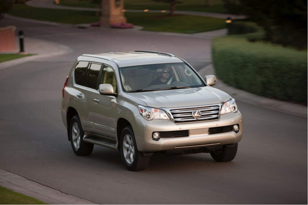 2010 Lexus GX 460: Toyota Offers A Fix, And A Confession
