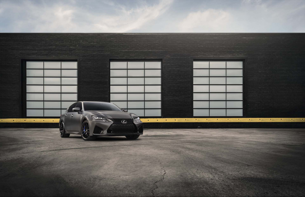 10th Anniversary 2019 Lexus GS F and RC F have arrived