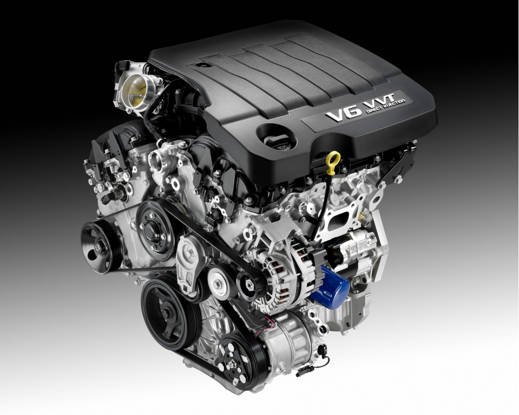 2017 Buick Grand National >> Image: LFX V-6 engine for 2012 Buick LaCrosse, size: 1024 x 819, type: gif, posted on: June 22 ...