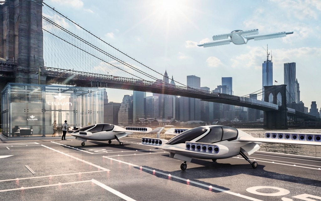 Electrified aircraft could make flying cars a reality
