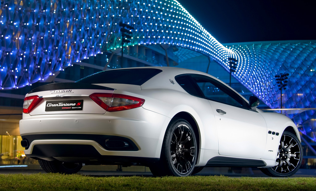 Limited Edition Maserati Granturismo S Mc Sport Line For Middle East