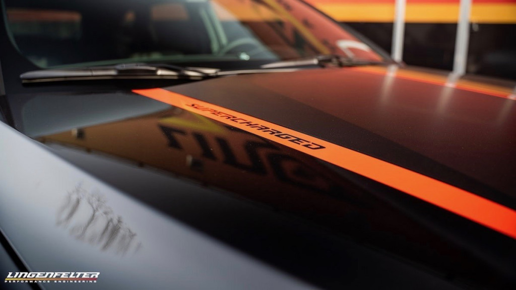 Lingenfelter supercharged Chevrolet Blazer