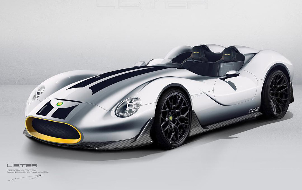 Lister reveals modern Kobbly concept and promises to build it