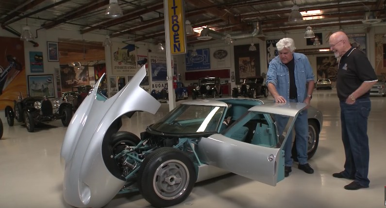 Los Angeles Craigslist Cars >> Legendary Lola Mk6 GT makes a pit stop in Jay Leno's Garage