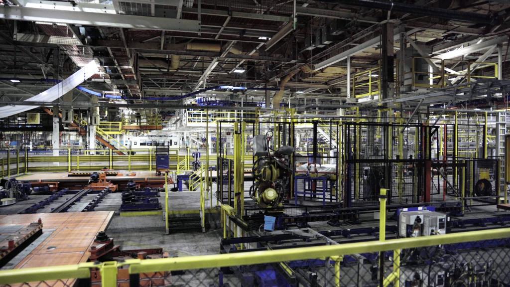 Lordstown Motors factory - 2020