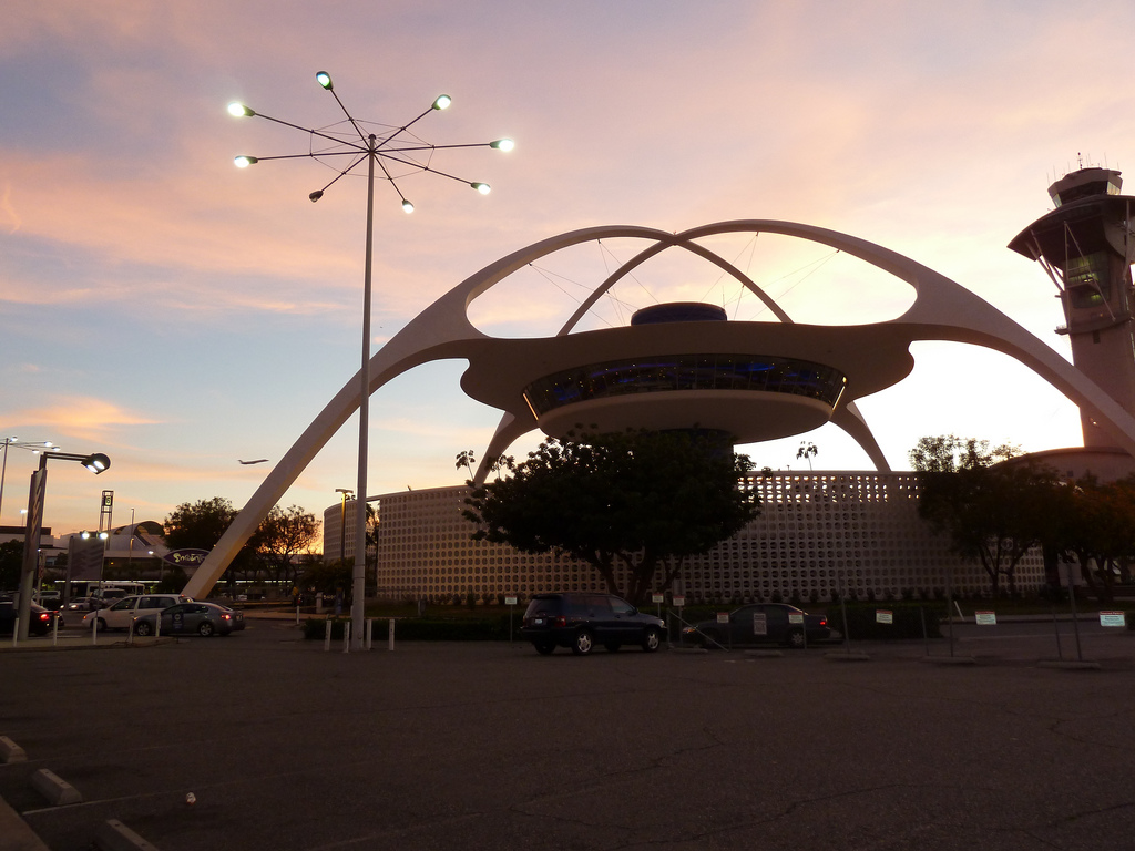 Los Angeles International Airport [Photo by Flickr user asmythie]