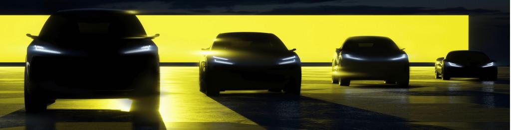 Lotus EV teaser