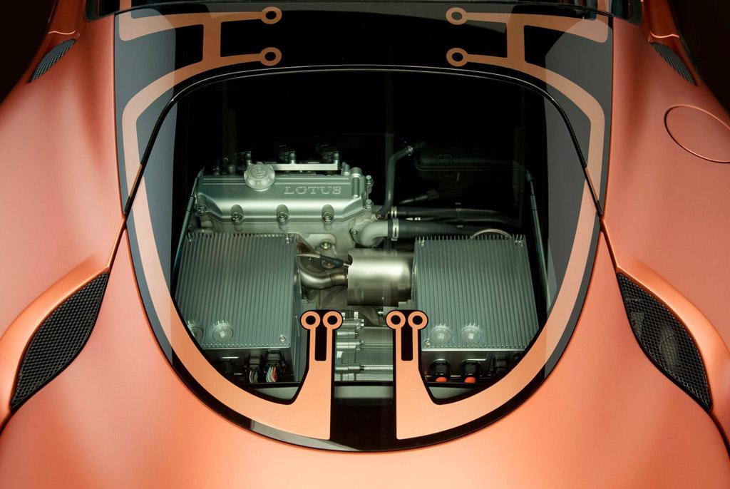 Lotus Evora 414E Hybrid