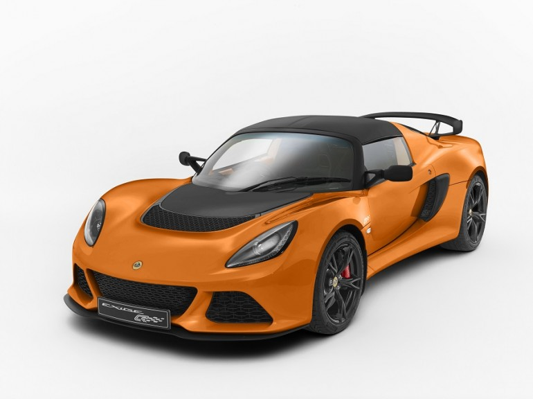 Lotus Exige S Club Racer Is One Ferocious Featherweight: Forbidden Fruit