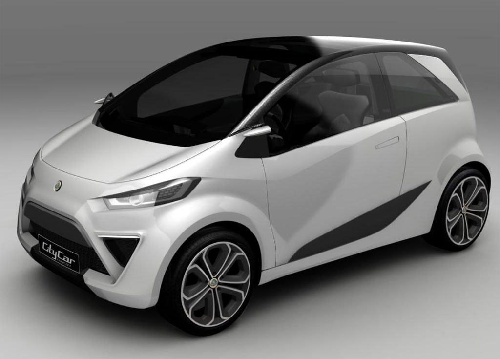 Lotus City Car To Be Priced Below Aston Martin Cygnet